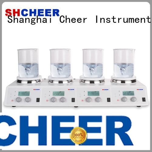 Cheer best hot plate stirrer machine biochemistry