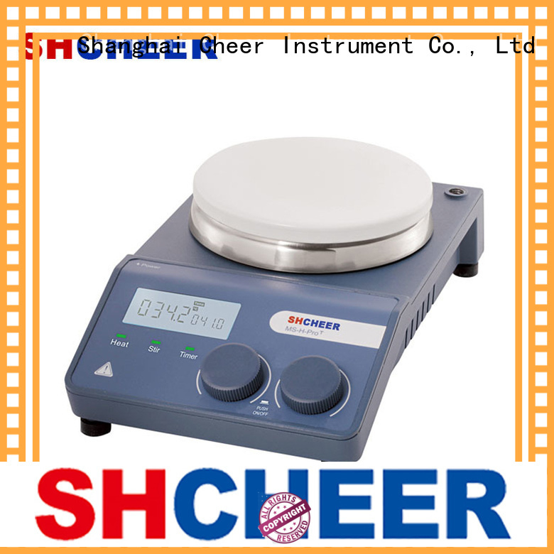 Cheer corning stirrer hot plate supplier medical industry