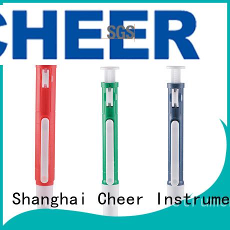 Cheer manual serological pipette pump hospital