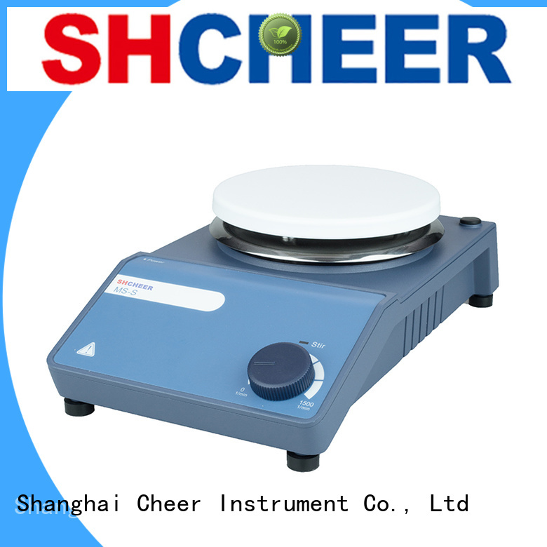 Cheer laboratory chemistry magnetic stirrer equipment