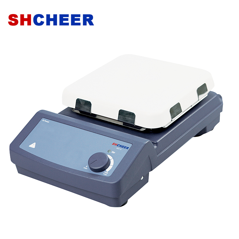 Multipoint Magnetic Stirrer With 7 Inch Work Plate Excellent Chemical Resistant MS7-S