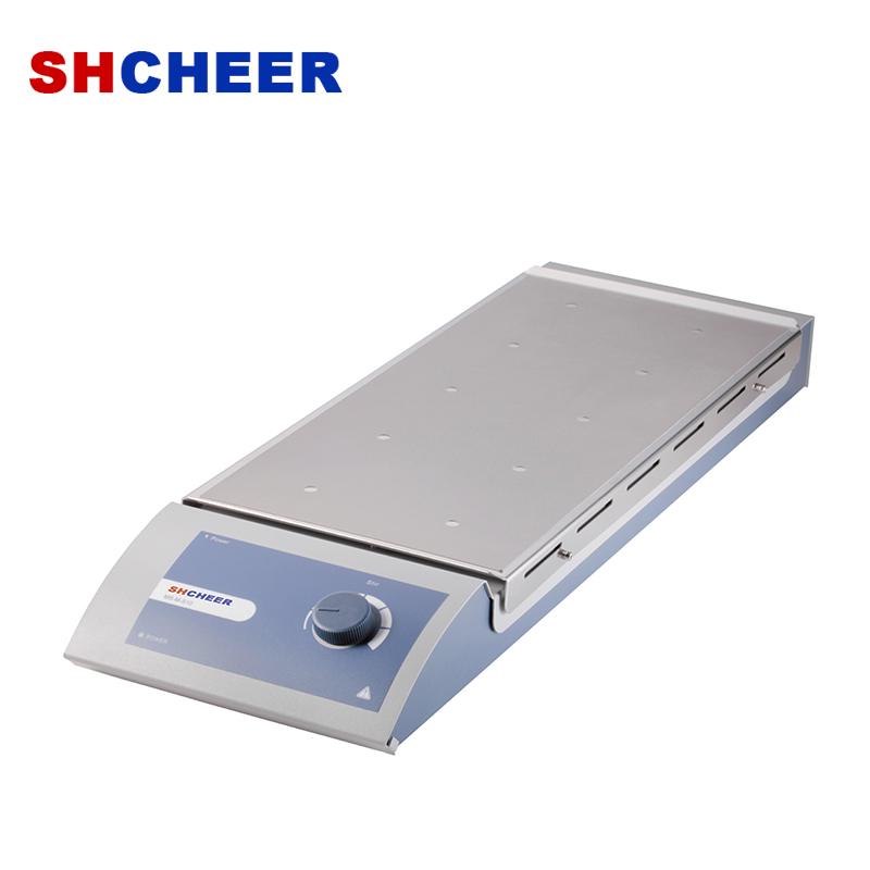 10 Positions Lab Stirrer With Brushless DC Motor And Stainless Steel Work Plate MS-M-S10