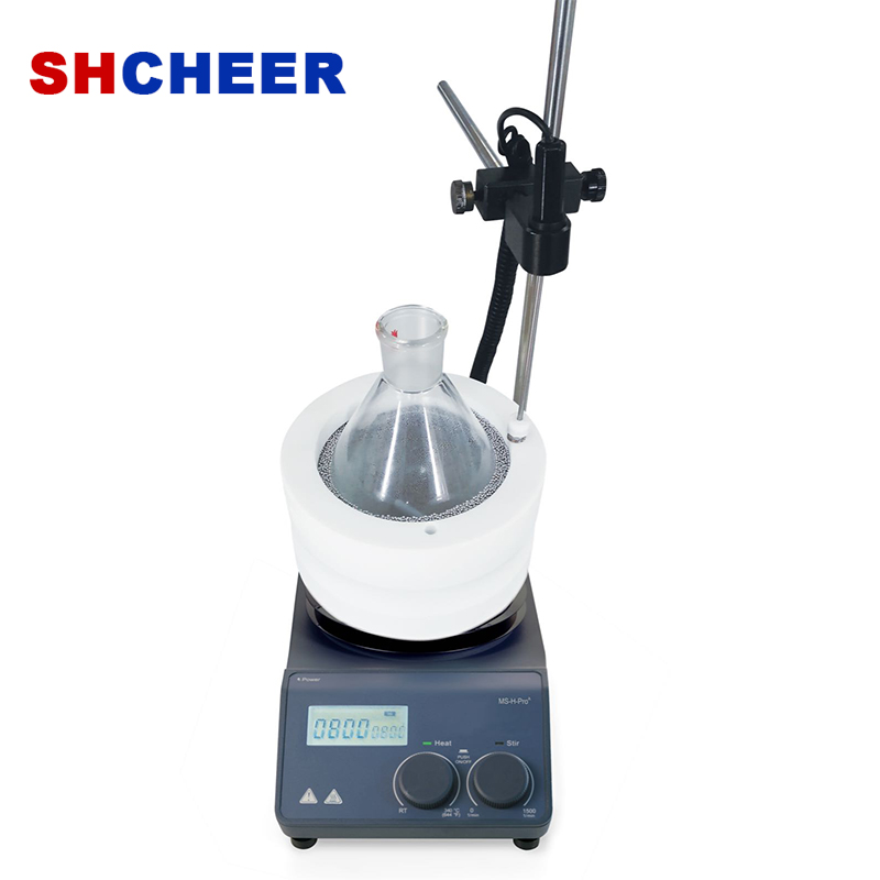 magnetic heater and stirrer machine hospital-1