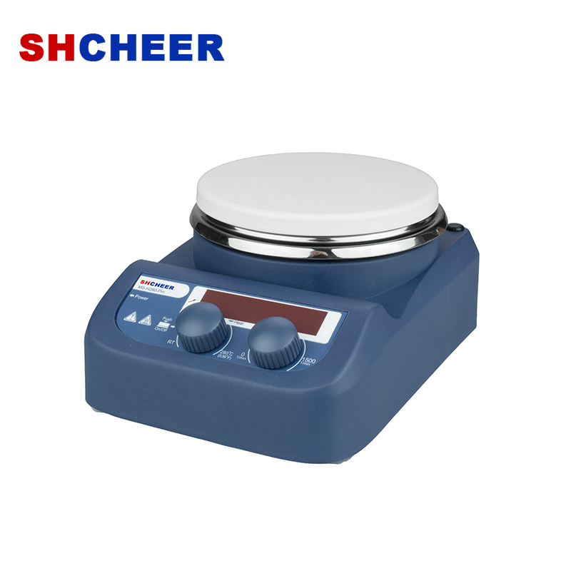 Adjustable Hot Plate Stirrer LED Display Temperature Up To280℃MS-H280-Pro