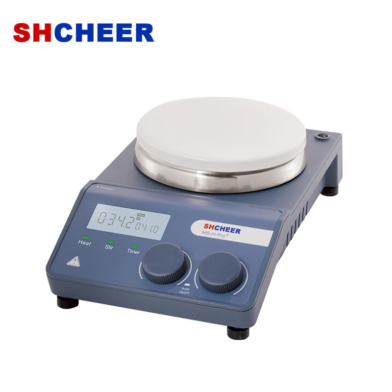 Hot Plate Science Lab With Timer Function 5 Inch Workplate MS-H-PROT