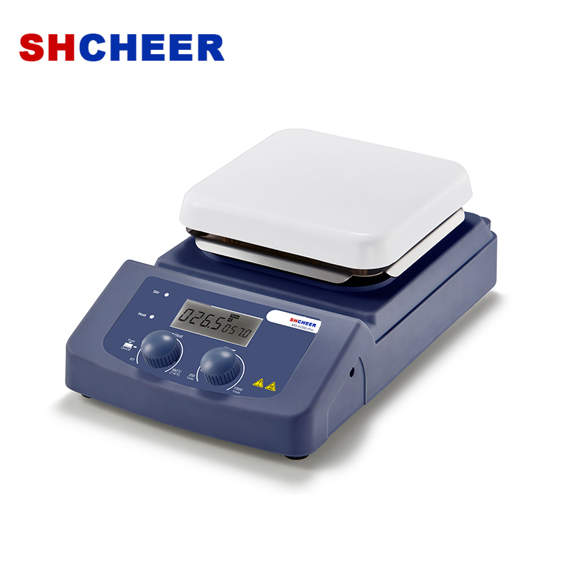 Lab Hot Plate Stirrer With LCD Display Max Temperature 380℃ MS-H380 Pro