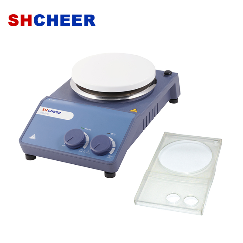 Cheer magnetic hot plate stirrer function products in laboratory-2