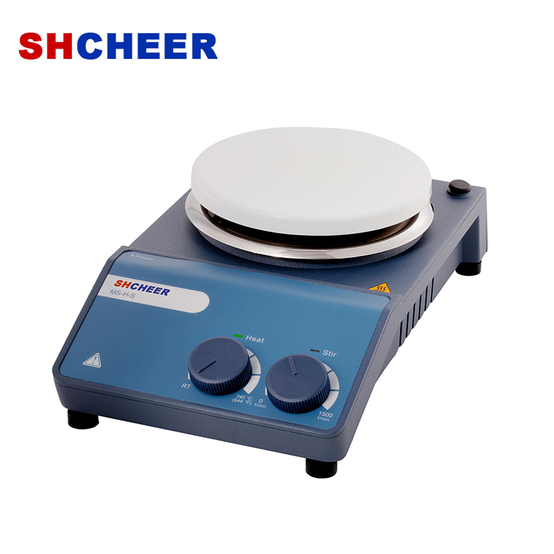 Scientific Hot Plate Stirrer Scale Control Max Temperature 340℃ MS-H-S