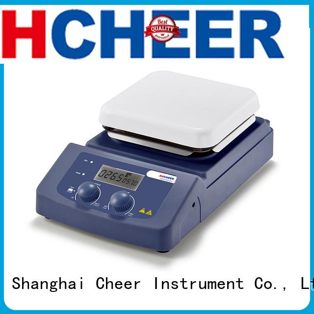 Cheer magnetic hotplate stirrer machine biochemistry