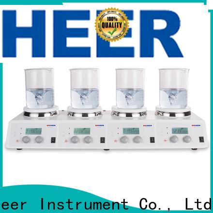 Cheer digital hot plate and stirrer equipment hospital