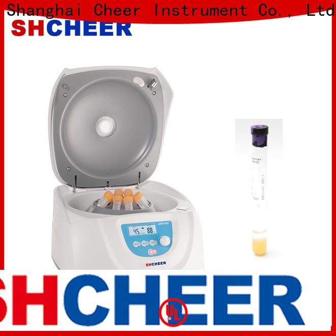 Cheer prf centrifuge equipment hospital