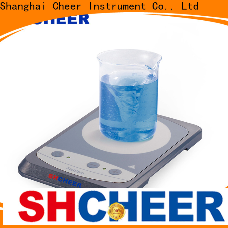 Cheer professional laboratory magnetic stirrer supplier in laboratory