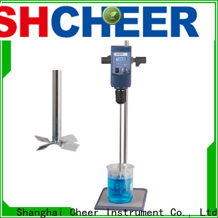 Cheer lab overhead stirrer equipment in laboratory