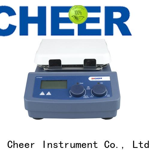 Cheer accurate hot plate machine On Biomedicine