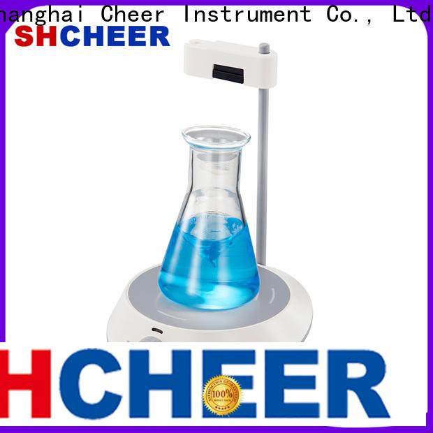 Cheer digital stirrer machine in laboratory