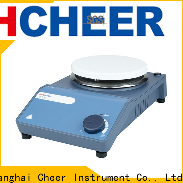Cheer chemical chemistry magnetic stirrer equipment on Biomedicine