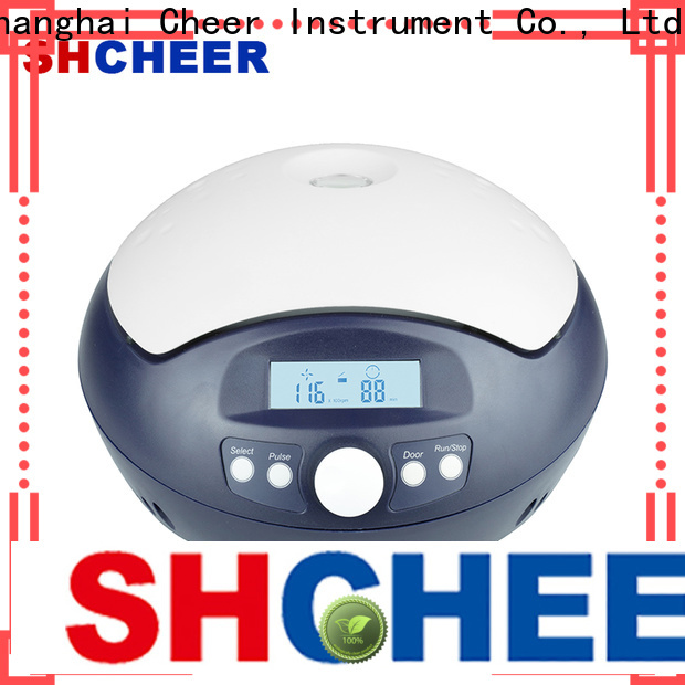 Cheer mini microcentrifuge equipment medical industry