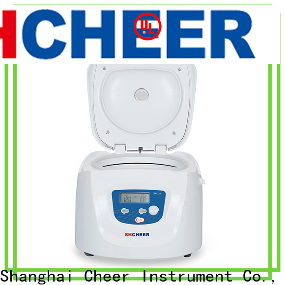 Cheer micro high speed centrifuge On Biomedicine