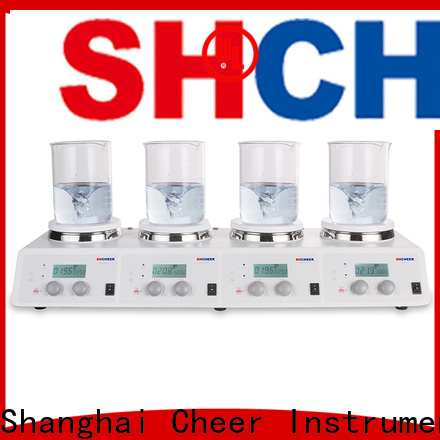 Cheer multi position magnetic stirrer machine for lab instrument