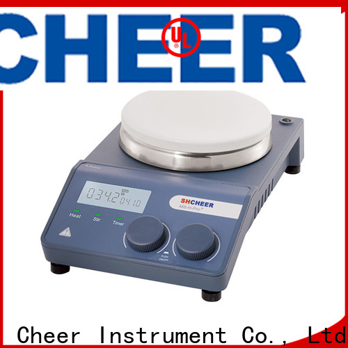 Cheer stir plate machine in laboratory