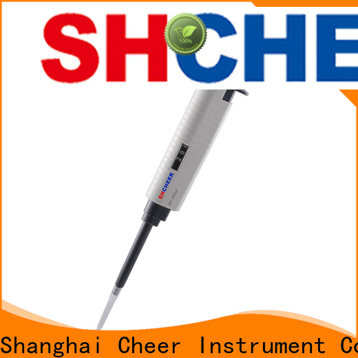 variable scientific pipette for lab instrument