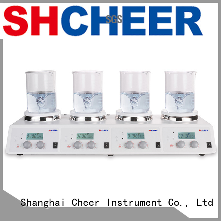 electric hotplate stirrer supplier On Biomedicine