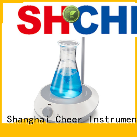 Cheer lab lab stirrer supplier in laboratory
