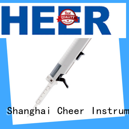 Cheer syringe pipette medical industry