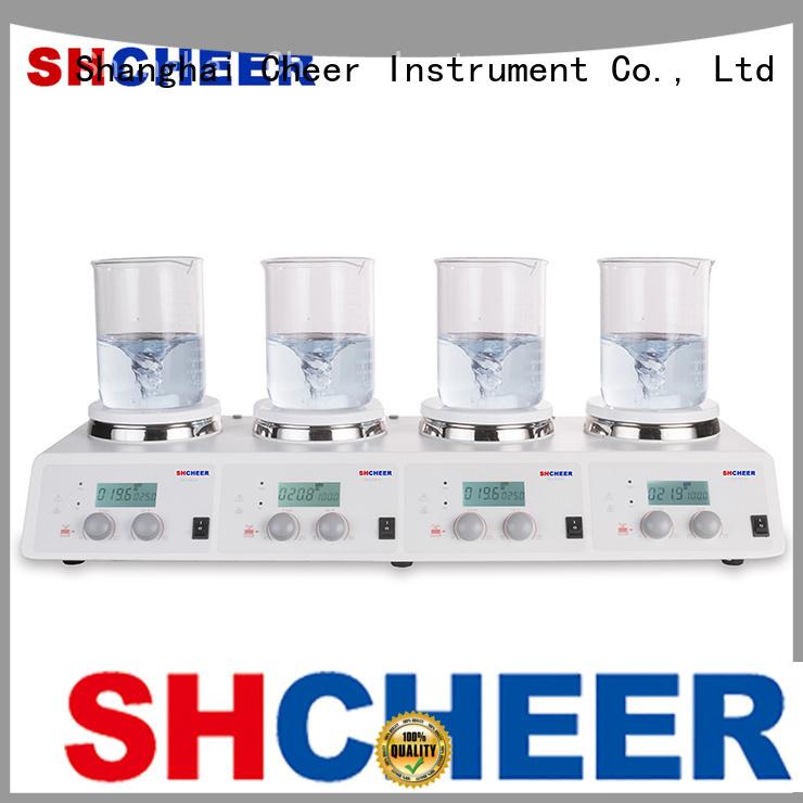 electric digital hotplate stirrer equipment for lab instrument