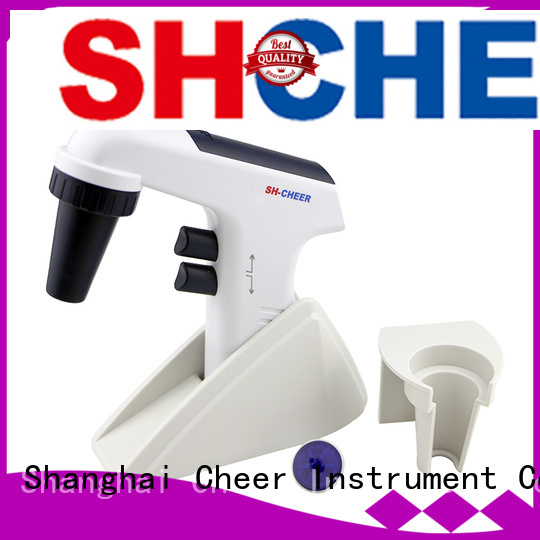 Cheer motorized pipette filler products On Biomedicine