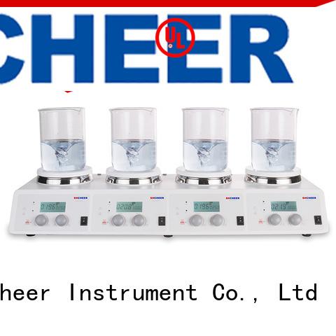adjustable hotplate stirrer equipment biochemistry