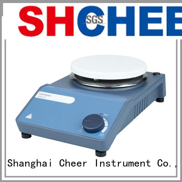 Cheer lab equipment magnetic stirrer machine