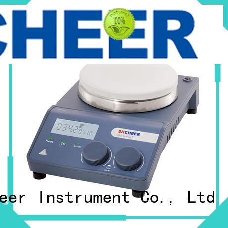Cheer best hot plate stirrer machine medical industry