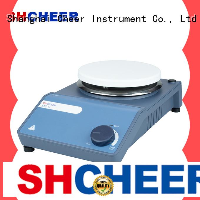 Cheer lab equipment magnetic stirrer equipment on Biomedicine