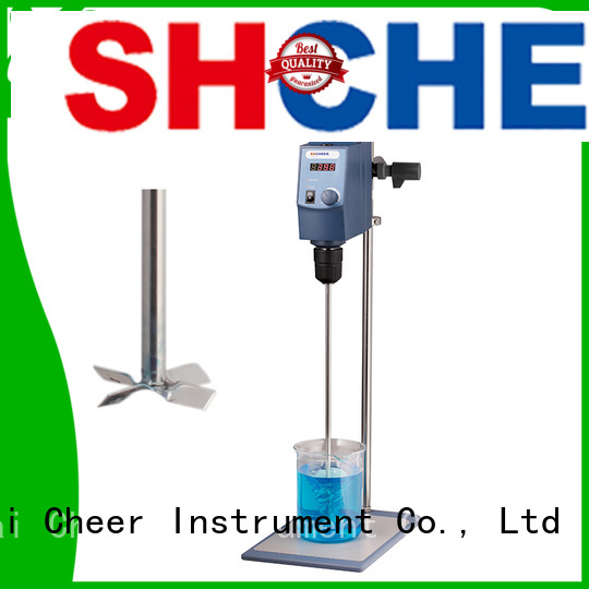 electric laboratory overhead stirrer supplier biochemistry