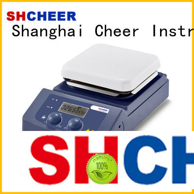 Cheer electric best hot plate stirrer machine in laboratory