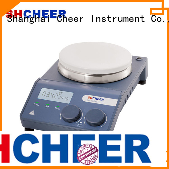Cheer digital digital hotplate stirrer machine medical industry