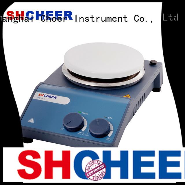 Cheer best hot plate stirrer equipment for lab instrument