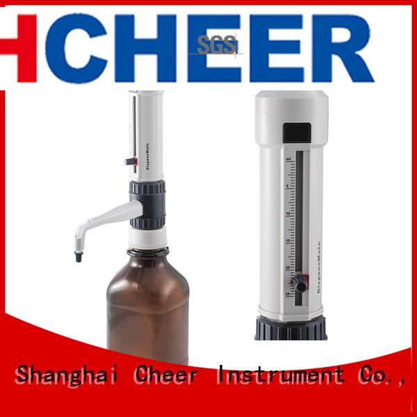Cheer liquid bottle dispenser machine for lab instrument