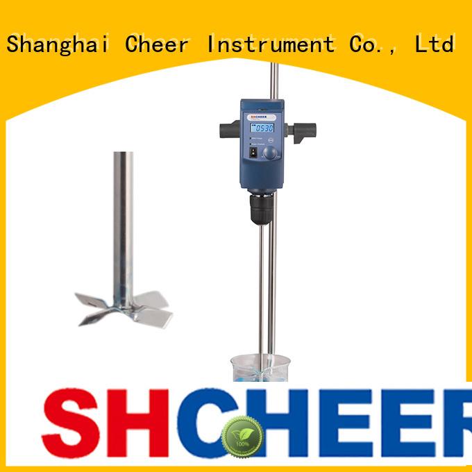 Cheer digital overhead stirrer machine for lab instrument