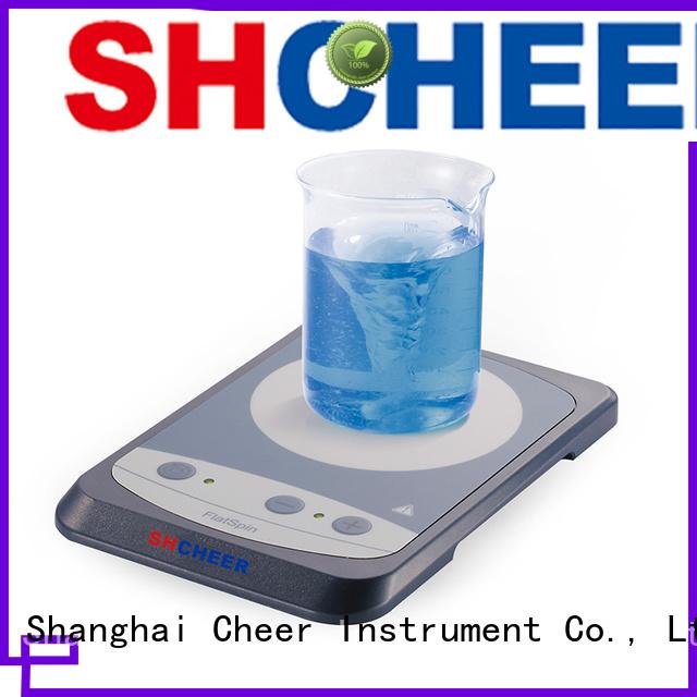 Cheer laboratory magnetic beaker stirrer supplier on Biomedicine