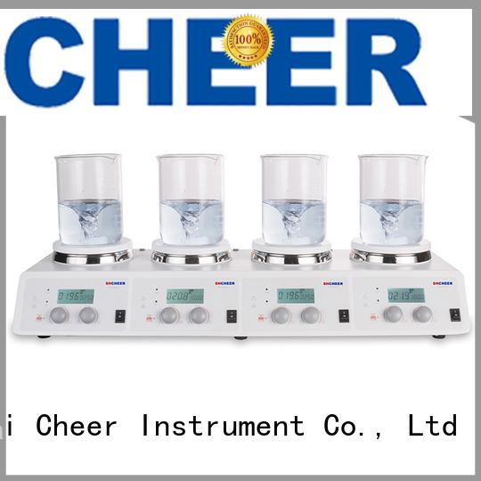 Cheer adjustable hotplate stirrer machine clinical diagnostics