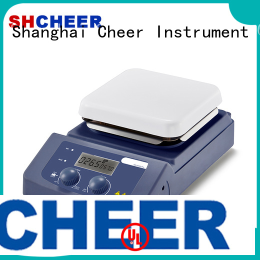 professional portable double hot plate in laboratory