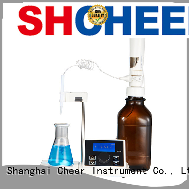 Cheer automatic titrator supplier biochemistry