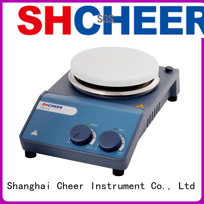 Cheer magnetic magnetic hotplate stirrer equipment for lab instrument