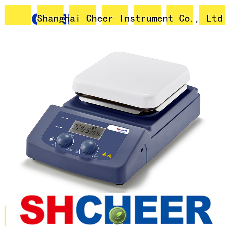 Cheer magnetic hotplate stirrer equipment On Biomedicine