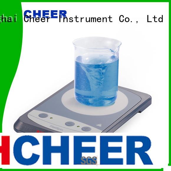 Cheer chemistry magnetic stirrer equipment on Biomedicine