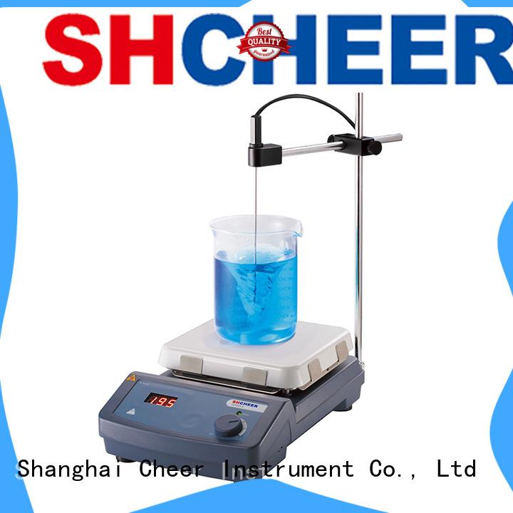 Cheer best high quality hot plate equipment biochemistry