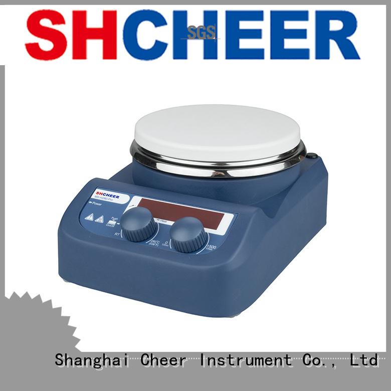 Cheer best hot plate stirrer equipment biochemistry