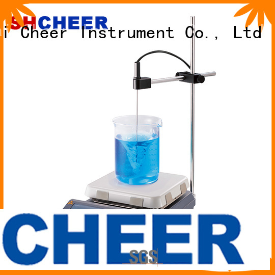 Cheer exact temperature hot plate products medical industry